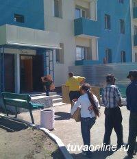 В Туве к концу 2012 года из ветхого жилья переселят 556 человек