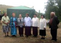 На аржаане Кызыл-Дуруг Улуг-Хемского кожууна по инициативе социальных работников отдохнуло более 30 ветеранов и инвалидов