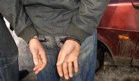 В Туве преследуемый автомобиль смогли остановить только выстрелы по колесам