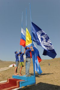 Полевой сезон экспедиции Кызыл-Курагино завершен