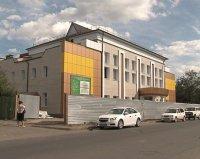 В Туве завершается строительство Центра восстановительного лечения для детей