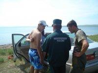 Инспекторов тувинских заповедников обучили задерживать нарушителей