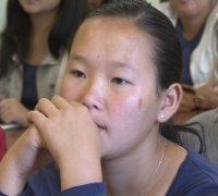 111 первокурсников медвузов из Тувы напутствовали ветераны здравоохранения