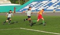 Стартовало юношеское первенство Тувы по футболу