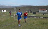 Сотрудники тувинского наркоконтроля занимают лидирующую позицию в спортивном биатлоне