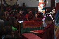 В Туву прибыл представитель Далай-Ламы XIV