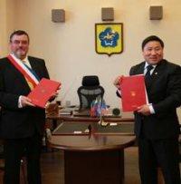 Города Кызыл (Россия) и Дуарнене (Франция) будут сотрудничать