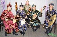 Тувинский коллектив «Экспромт-оол» выступил на «Звуках Евразии» в Улан-Удэ