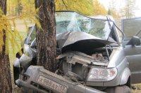 В Туве объявляется траур по жертвам автоаварии в Тоджинском районе