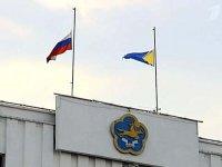 В Туве объявлен траур по жертвам ДТП