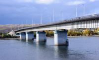 В столице Тувы завершается ремонт коммунального моста, пострадавшего от подземных толчков
