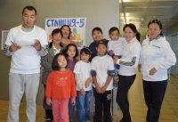Тувинская игра в семейный квест помогает укреплять союз молодых