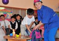 В Туве сегодня чествуют воспитателей детсадовцев