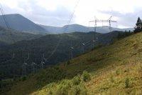 Энергетики расчищают трассу линии электропередач Абаза-Ак-Довурак