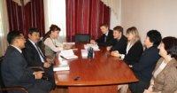 В Туве побывала инспекция федерального Фонда ОМС