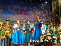Артисты Первого класса Китая выступили в Туве