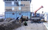 В Туве идет активное строительство многоквартирных домов для пострадавших от землетрясения и детей-сирот