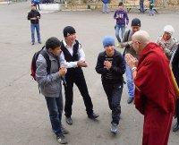 Тува. Основы религиозных культур и светской этики. Как идет учеба?