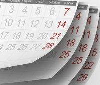Премьер России уточнил выходные дни 2013 года