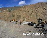 В Туве с созданием Дорожного фонда на дорожные работы удалось привлечь на 300 млн. рублей больше чем в 2011 году