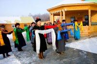 Меню и названия товаров перевели на бурятский язык в Хоринске во время «круглого стола» по проблемам языка