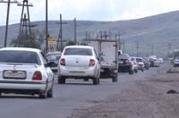 В Туве количество автомобилей за последние десять лет увеличилось на 12 тысяч единиц