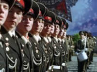 Шойгу вернул суворовцев на Парад Победы