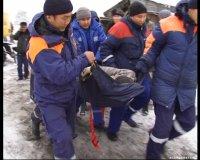 Тувинские спасатели откопали мужчину, бывшего под землей 15 часов