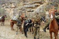 Ребят из Тувы призывают в 34-ю мотострелковую  горную бригаду.