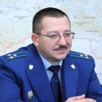 На должность прокурора Тувы претендует Александр Гринев - прокурор Рязанского района Рязанской области