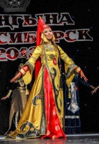 Айрана Бюрбю — «Дангына Новосибирск 2012»