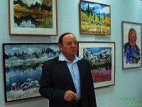 Виталий Вальков: из мира политики - в мир акварели
