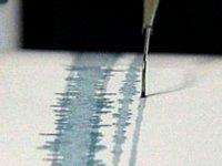 В понедельник утром в Туве зарегистрирован афтершок магнитудой 3,3