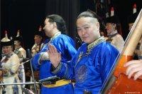 Национальный оркестр Тувы представит в Москве новую композицию Андрея Монгуша