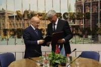 Парламентарии Москвы приглашены на 100-летний юбилей единения Тувы и России