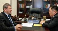Минрегион России поддержит Туву в решении ключевых вопросов