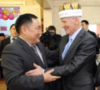 «Шахматный король» Тувы удостоен Ордена Республики