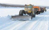 Миндортранс Тувы: По трассе М-54 от – 26 градусов на «Полке» до 48 градусов мороза у границы