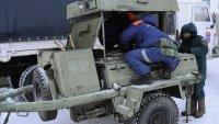 В Хову-Аксы приступили к внутридомовым работам