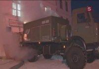 МЧС: оперативная информация по ситуации в Хову-Аксы