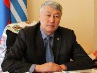 Глава парламента Тувы день рождения провел в п. Хову-Аксы