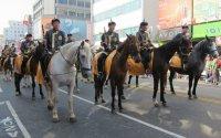 Тувинский конный оркестр с успехом выступил на Тайване, в Улан-Баторе, Пекине