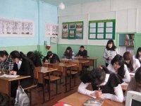 Школьники п. Хову-Аксы (Тува) продолжили занятия в школе