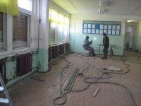 Восстановлению теплоснабжения на объектах в Хову-Аксы помогают ремонтные бригады из Шагонара и Ак-Довурака