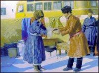 Тува встретит Шагаа, Новый год по лунному календарю, 11 февраля