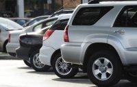 В Туве охранник платной стоянки угнал автомобиль