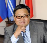 Мэр Кызыла отмечен государственной наградой Тувы
