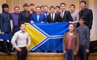 Новосибирское студенческое землячество «Идегел» (Надежда) обнадёжило премьера Тувы