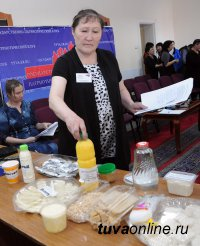 Тува. Одно село – один продукт. Мармелад из молока сарлыка и красные пимы от мастеров Качыка