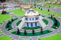В Туве представили проект нового многофункционального туркомплекса